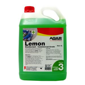 Agar Lemon Disinfectant 5L