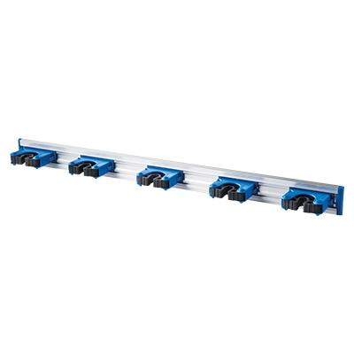 ALUMINIUM HDLE HOLDER BLUE(6)