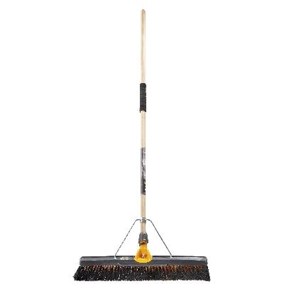 TITANIUM 600mm M/STF BROOM(4)