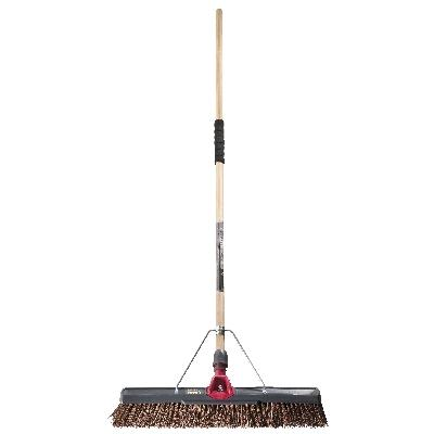 TITANIUM 600mm NATUR. BROOM(4)