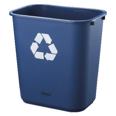 28L RECYCLE BIN BLUE (10)