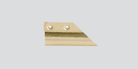 Brass Clips for Channels