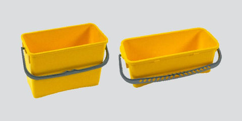 Large Yellow Buckets