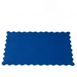 Caprice Placemat Scalloped Edge 355mm x 240mm