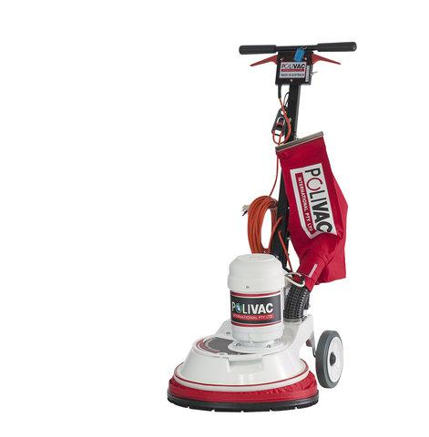 PV25TS – TWO SPEED SUCTION POLISHER / SCRUBBER