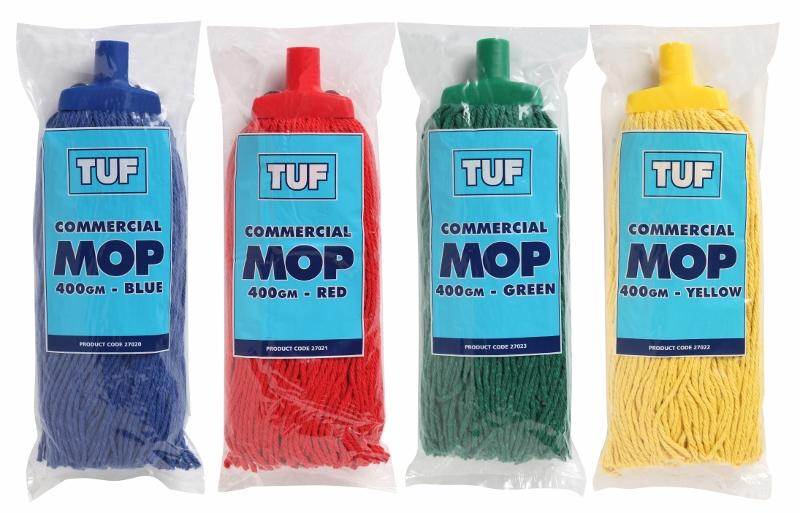 TUF COMMERCIAL MOPS 400GM