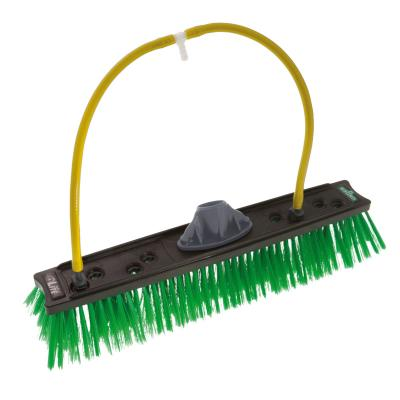 Unger HiFlo nLite Rectangular Brush with connector - available in three sizes.