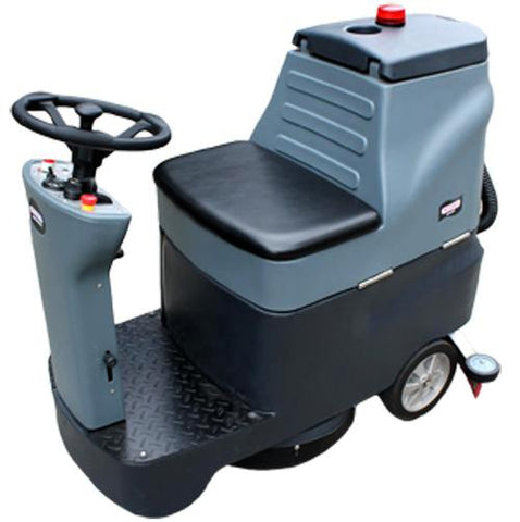 MITCHELL BRUMBY RIDE-ON FLOOR SCRUBBER/DRYER