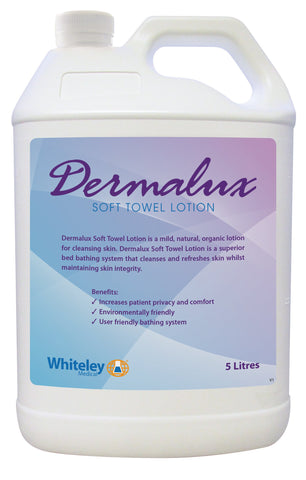 Dermalux Soft Towel Lotion