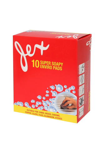 JEX SUPER SOAPY PADS