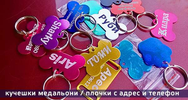 bone shaped id tags for dogs Liratech Europe
