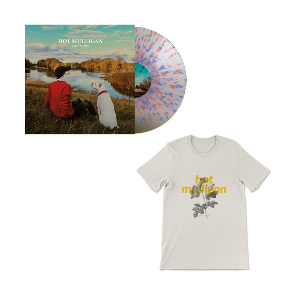 you'll be fine Simple Bundle (Splatter Vinyl)