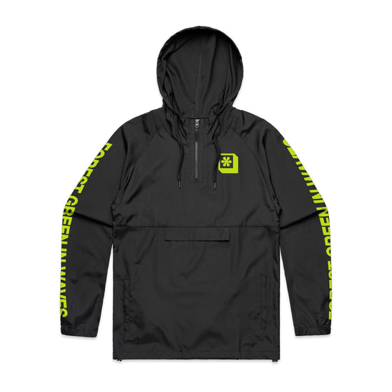 In Waves Windbreaker