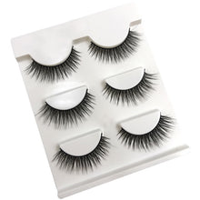 Load image into Gallery viewer, Mink 3D Lashes- 3 pairs