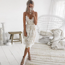 Load image into Gallery viewer, Beautiful Lace Spring Dress