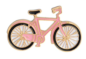 Vintage Bicycle Pin