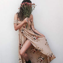 Load image into Gallery viewer, Boho Festival Dress