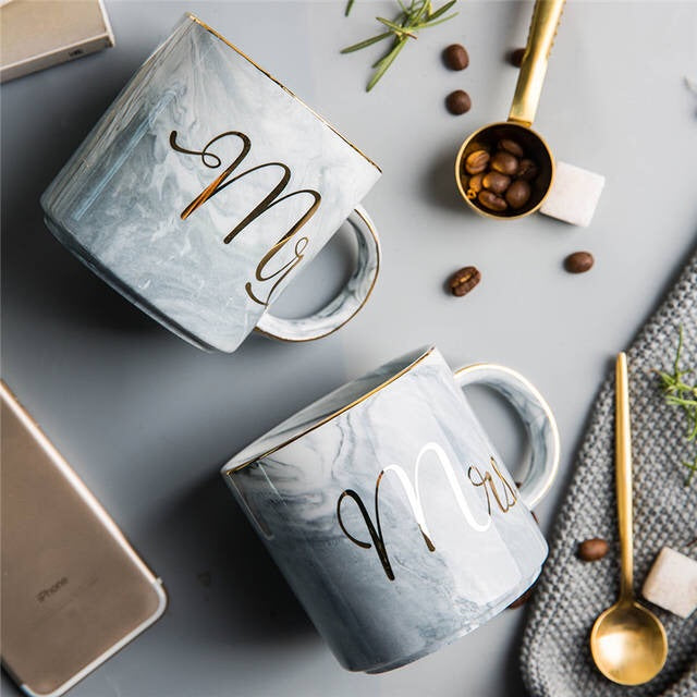 Wedding Mug Set