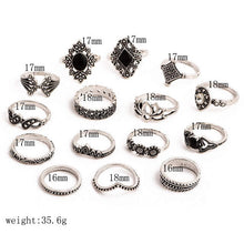 Load image into Gallery viewer, 15 Piece Ring Set
