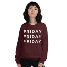 Load image into Gallery viewer, Friday Unisex Sweatshirt