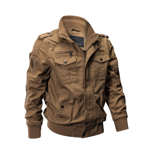 Jackets Military Style Flight Bomber