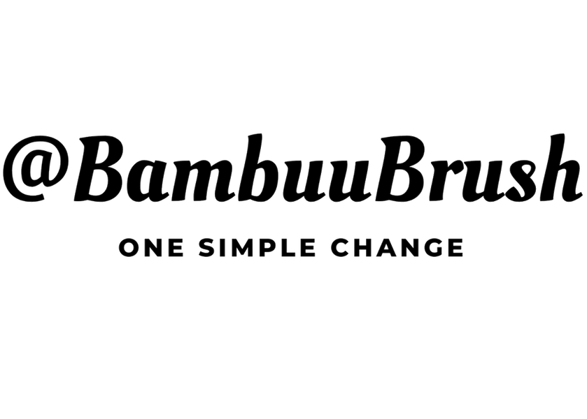 One Simple Change thats changing the world - @BambuuBrush
