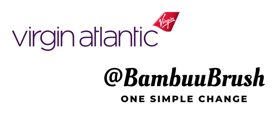 Virgin Atlantic Airways x @BambuuBrush