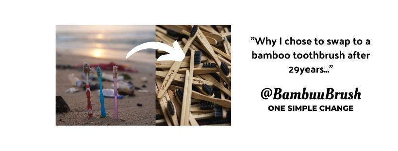 After 29years why I swapped to Bamboo - @BambuuBrush