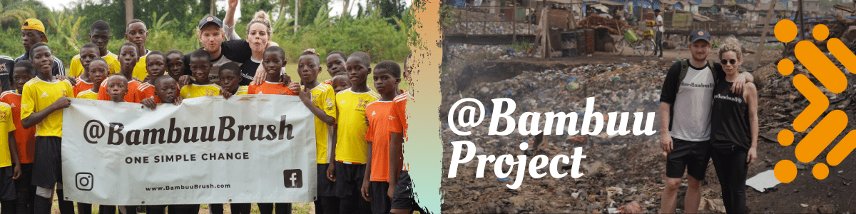Environmental Conservation - Ghana Africa - @Bambuu Project