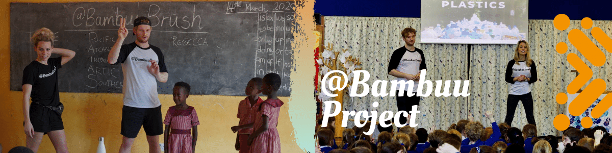 Environmental Education - Plastic Pollution Awareness - @BambuuProject