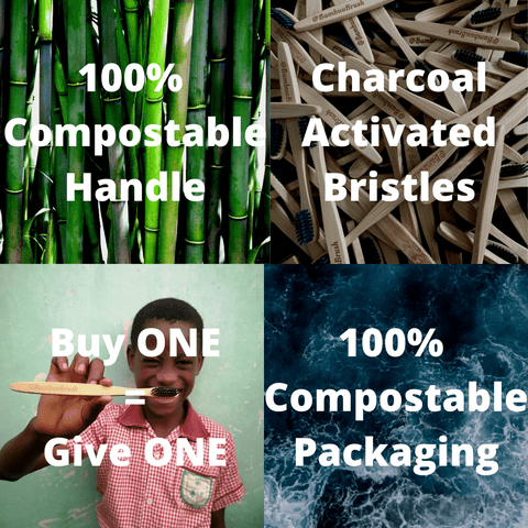 100% compostable products - eco friendly products uk - @Bambuu