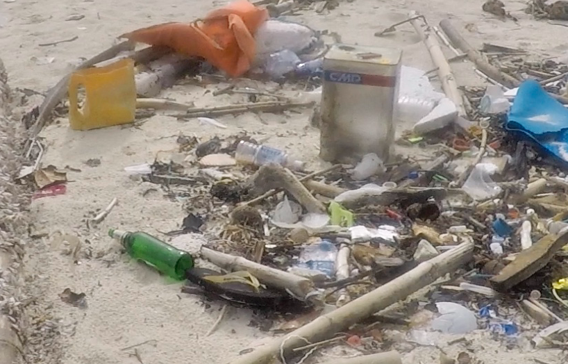 plastic pollution - Thailand - @BambuuBrush
