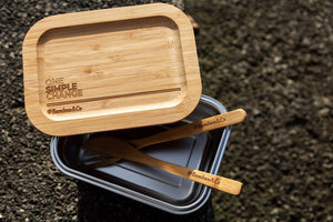 Load image into Gallery viewer, The Bamboo Cutlery - @Bambuu®