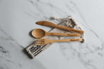 The Bamboo Cutlery - @Bambuu®