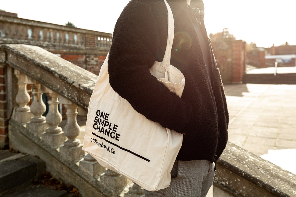 The Tote Bag - @Bambuu®