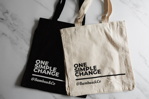 Load image into Gallery viewer, The Tote Bag - @Bambuu®