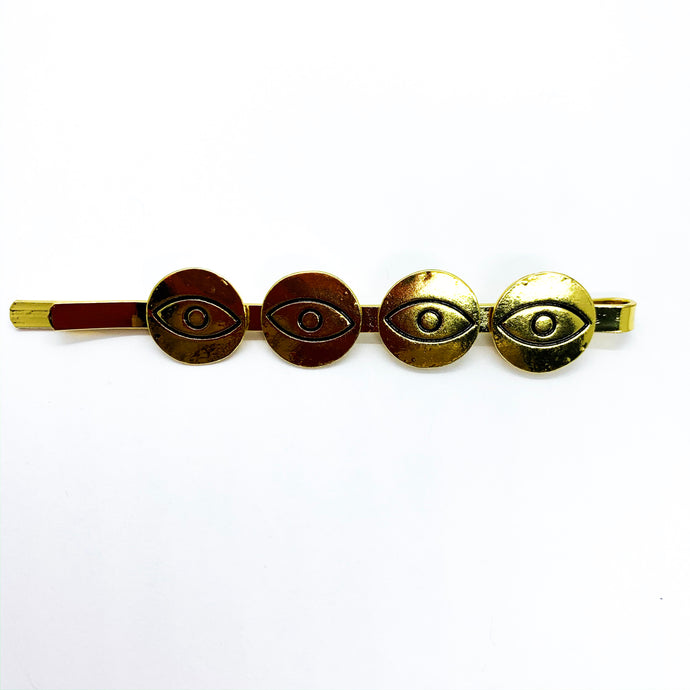 Eyeball Hair Clip