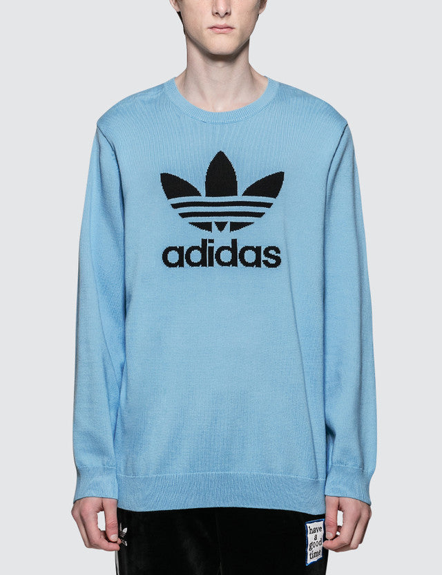 Adidas Originals Have A Good Time x Adidas Summer Knit Sweater