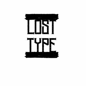 Lost Type Tshirt