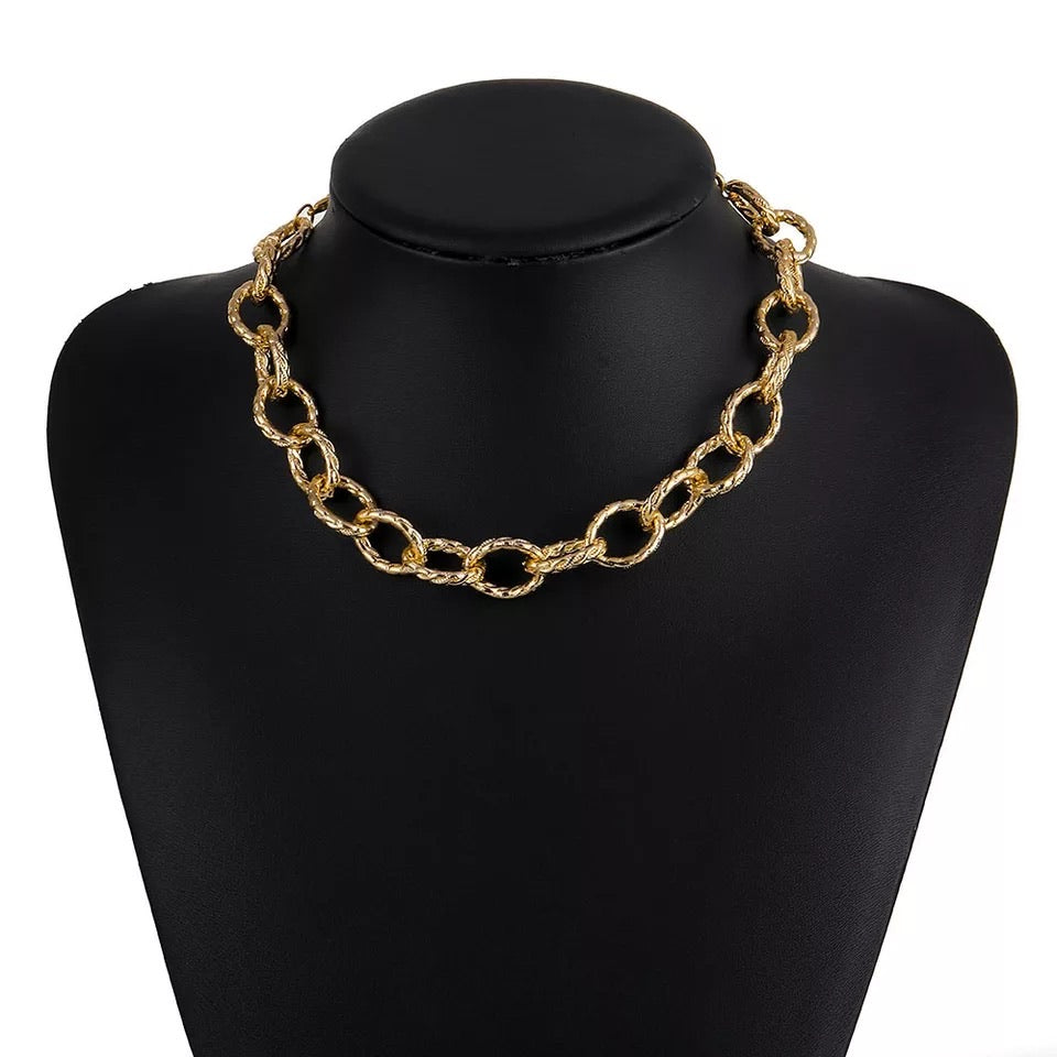 Miha Linked Chain Necklace