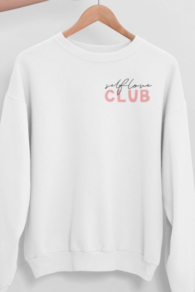 Elana Self Love Club Sweatshirt