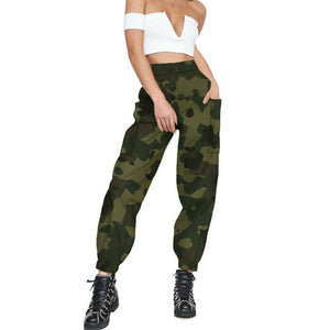 Maximus Camouflage Pants