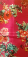 Load image into Gallery viewer, 100% Rayon Fabric -  Floral Print