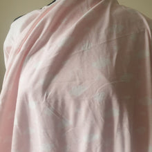 Load image into Gallery viewer, Pink Clouds - 2 way stretch 100% Cotton Jersey