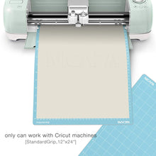 Load image into Gallery viewer, Nicapa Cricut Cutting Mat - Light Grip - 12 x 24 inch - 30x60cm - 3 pack - You've Got Me In Stitches