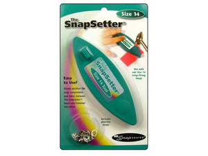The SnapSetter Size 14 tool for Rings and Caps - You've Got Me In Stitches