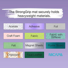 Load image into Gallery viewer, Nicapa Cricut Cutting Mat - Strong Grip - 12 x 24 inch - 30x60cm - 3 pack - You've Got Me In Stitches