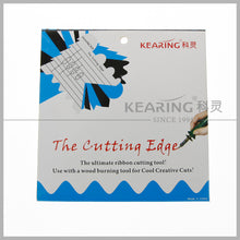 Load image into Gallery viewer, Kearing Ribbon Cutting tool - The Cutting Edge