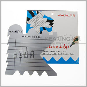 Kearing Ribbon Cutting tool - The Cutting Edge