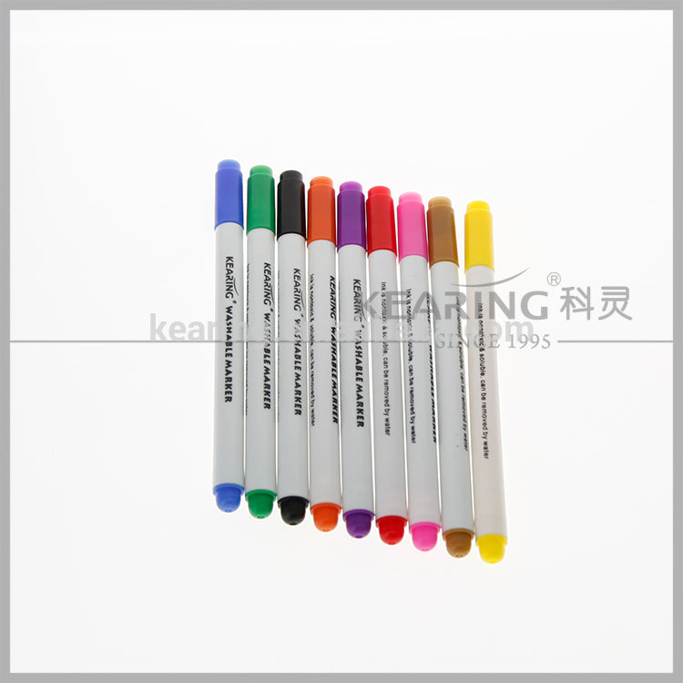 Kearing Washable Fabric Markers - Fabric texta Pens
